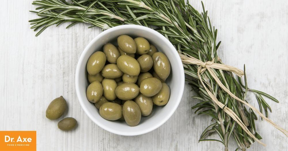 Do Olives Reduce Blood Sugar