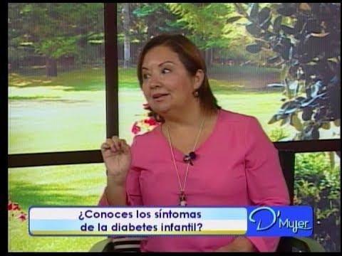 Sntomas Y Tratamiento De La Diabetes Infantil