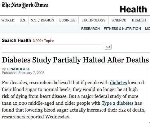 What Happens If A Normal Person Takes Diabetes Tablets