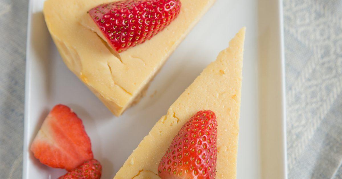 Gestational Diabetes Cheesecake