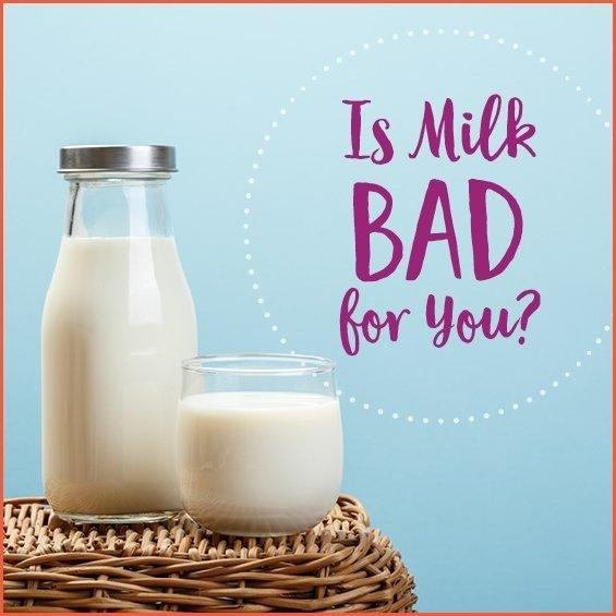 Is Milk Bad For Type 2 Diabetes?