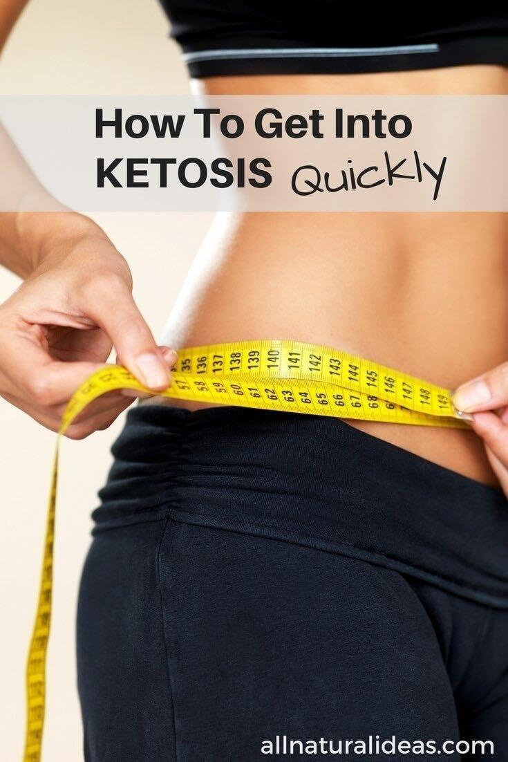 How To Get Into Ketosis Faster On A Low Carb Diet