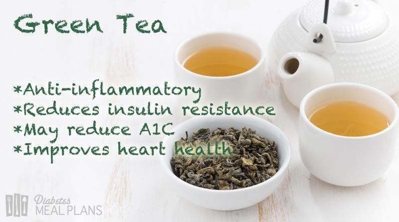 Green Tea Diabetes