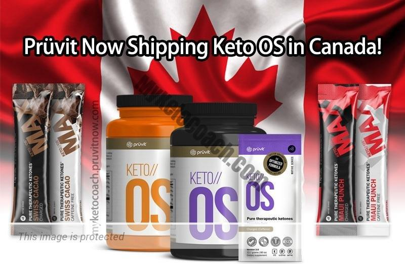 Pruvit Keto Os Now In Canada