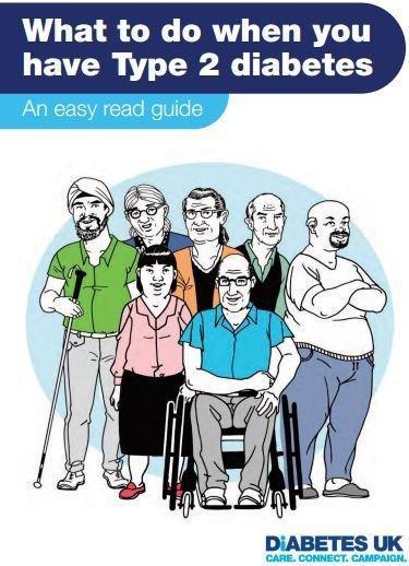 Where Do I Begin Diabetes Booklet