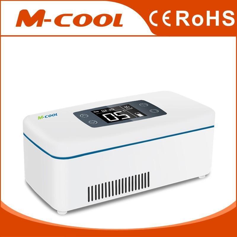 Model M8 M-cool Portable Insulin Fridge