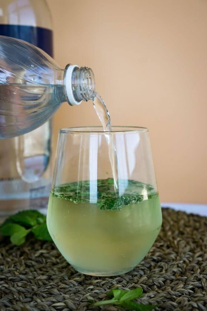 Low Carb Mojito | Fresh Mint And Sugar Free!