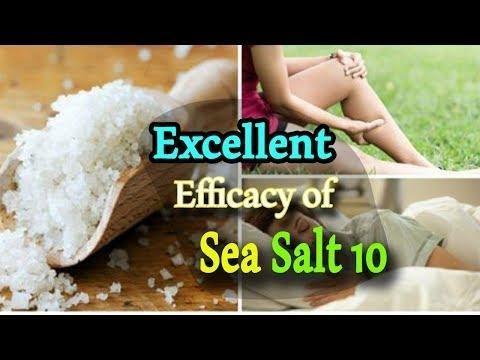 The Use Of A Sea Salt-based Spray For Diabetic Foot Ulcers: A Novel Concept