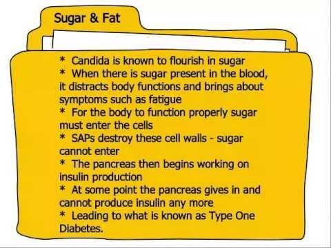 How Are Diabetes And Yeast Infections Related