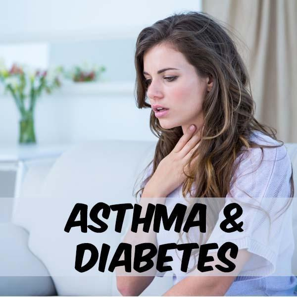 Asthma And Diabetes: What's The Link?