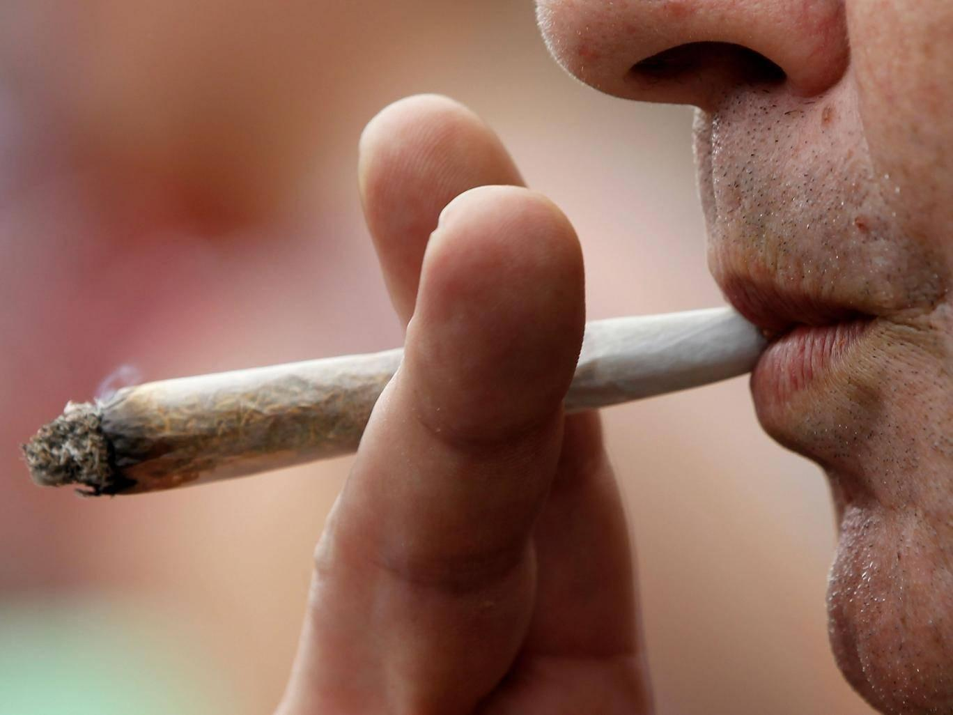 Marijuana users may be more likely to develop diabetes, research finds