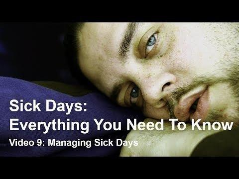 Diabetes And Sick Days: What Meds Are Ok