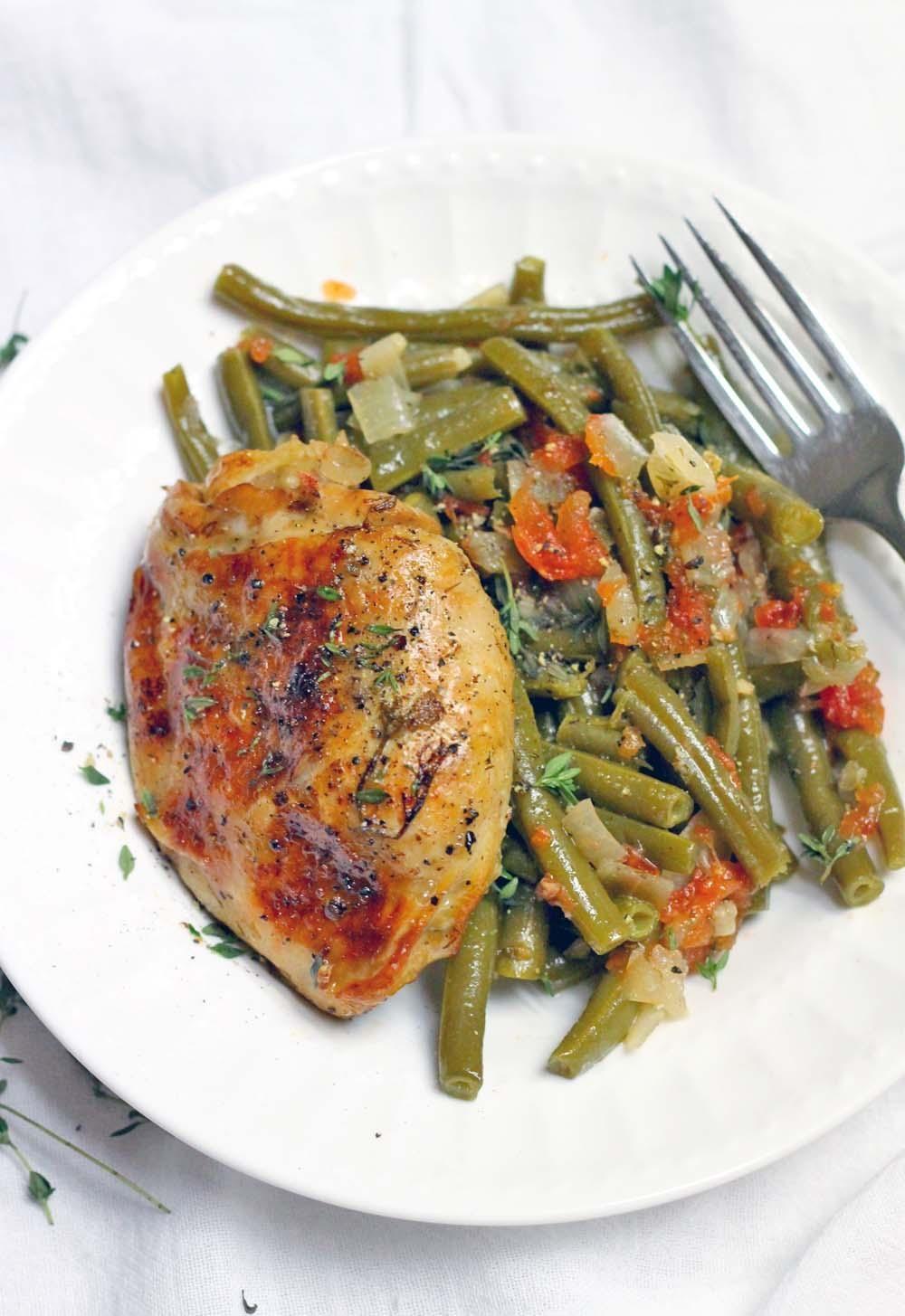 Diabetic Chicken Thigh Recipes