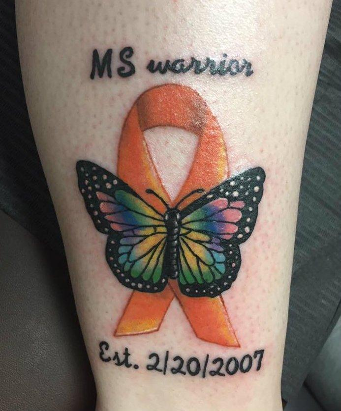 Using Tattoo Art To Make A Statement About Ms
