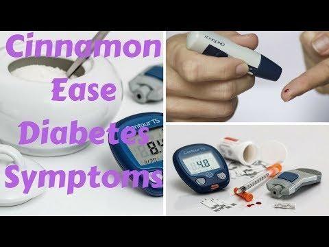 Can Cinnamon Ease Diabetes Symptoms?