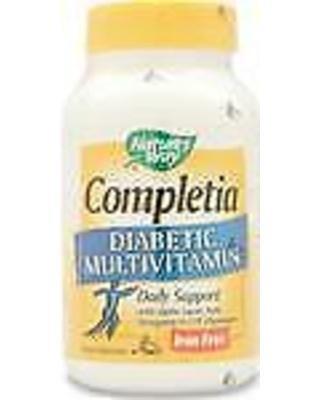 Deal Alert: Nature's Way Completia Diabetic Multivitamin (iron Free) 90 Tabs