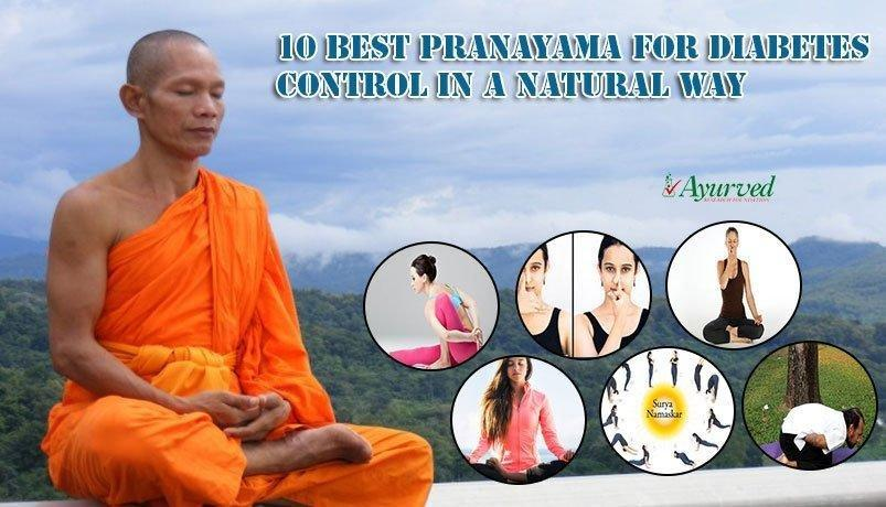 Best Pranayama For Diabetes Control In A Natural Way