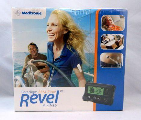 Minimed Paradigm Revel Insulin Pump Price
