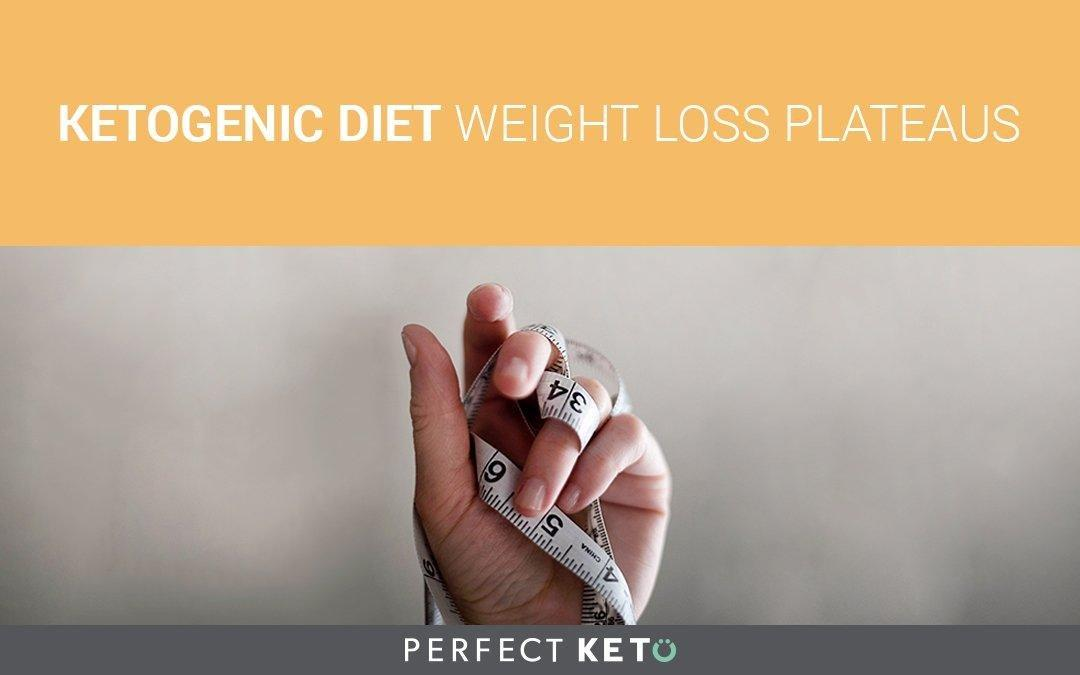 Keto Diet Weight Loss Plateau: What To Consider And How To Break It