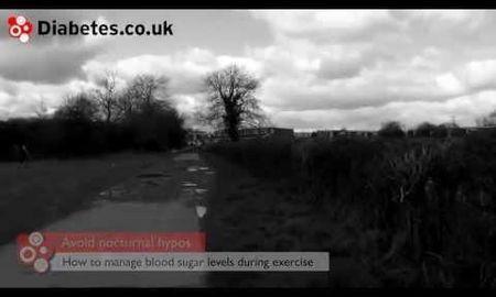 Nocturnal Hypoglycemia Type 2 Diabetes