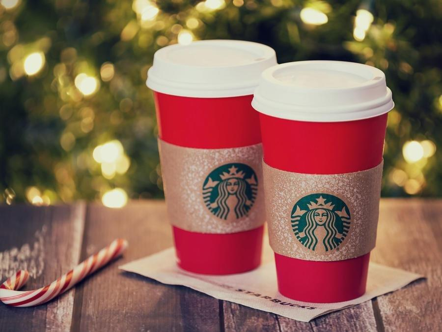6 Ways To Cut Calories On Your Starbucks Holiday Drink