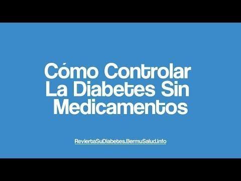 Cmo Controlar La Diabetes Tipo 2 Sin Medicamentos?