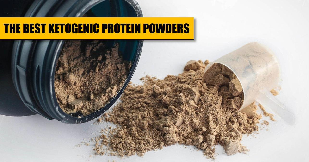 What's The Best Ketogenic Protein Powder?
