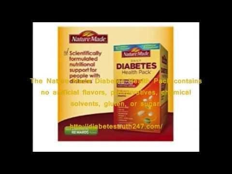 Buy Nature Made Diabetes Health Pack 60 Packets In Cheap Price On Alibaba.com