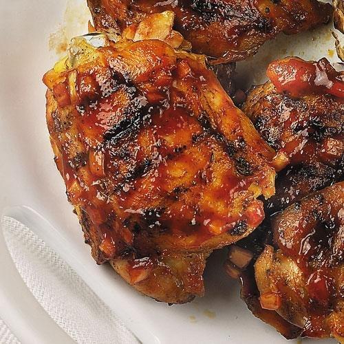 Barbecue Chicken: Diabetes Forecast