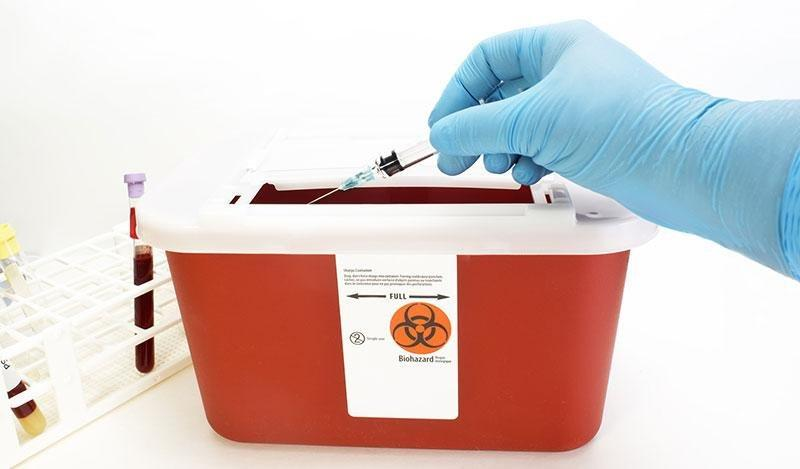 How To Dispose Of Needles, Lancets And Blood Strips Properly