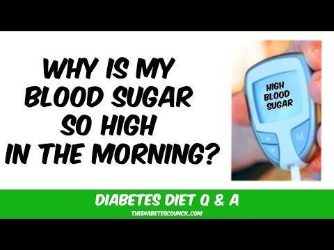 Blood Sugar Danger Zone