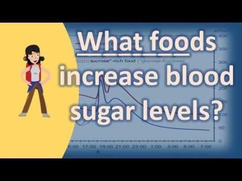 How Long Does It Take For Food To Raise Blood Sugar