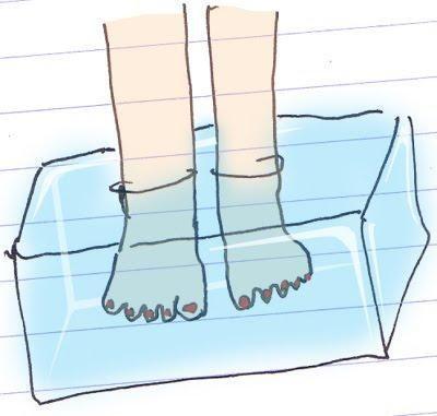 Cold Feet Diabetes Type 2