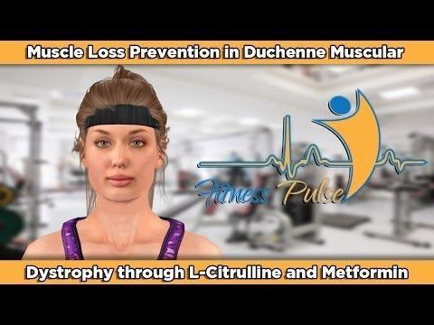 Glucose, Free Fatty Acid And Ketone Body Metabolism In Duchenne Muscular Dystrophy