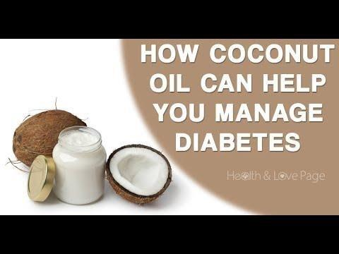 Can Diabetics Use Coconut Oil?