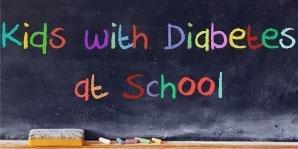 Diabetes Resources For Schools
