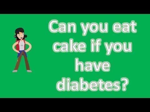 Diabetes Where You Can't Eat Sugar
