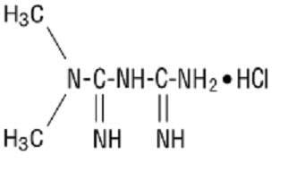 Dailymed - Metformin Hydrochloride- Metformin Hydrochloride Tablet, Extended Release