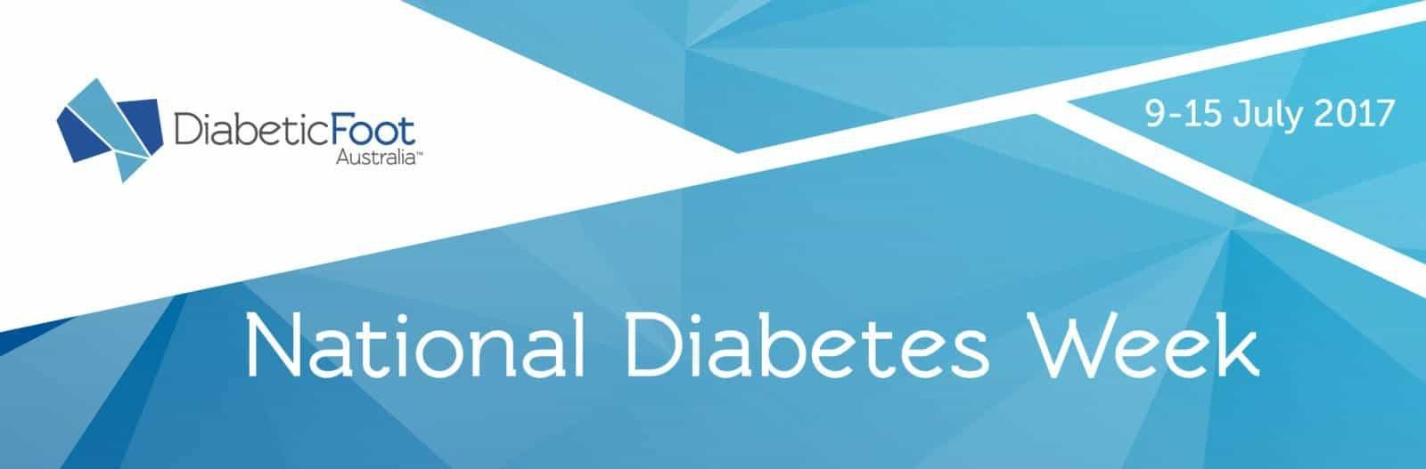 National Diabetes Week 2017 Australia