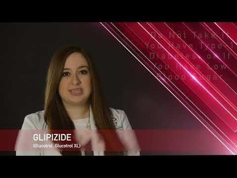 Glipizide And Metformin Taken Together