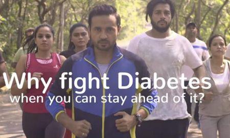 Diabetes Campaign In India