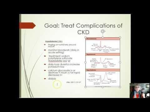 Metabolic Acidosis In Renal Failure Pathophysiology