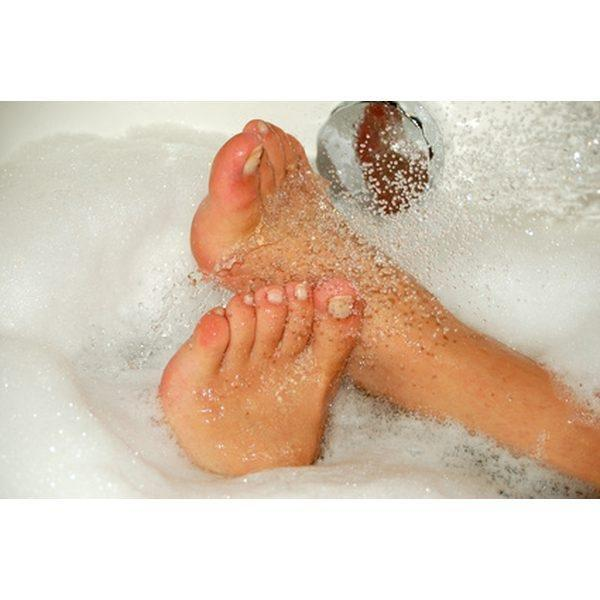 Diabetic Vinegar Foot Soak