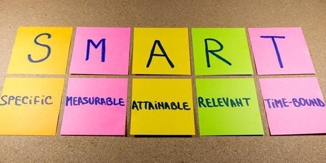 S.M.A.R.T. goals for diabetes management