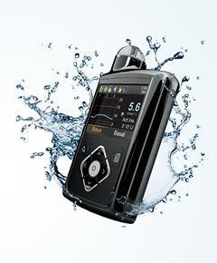 Is Medtronic 670g Waterproof?