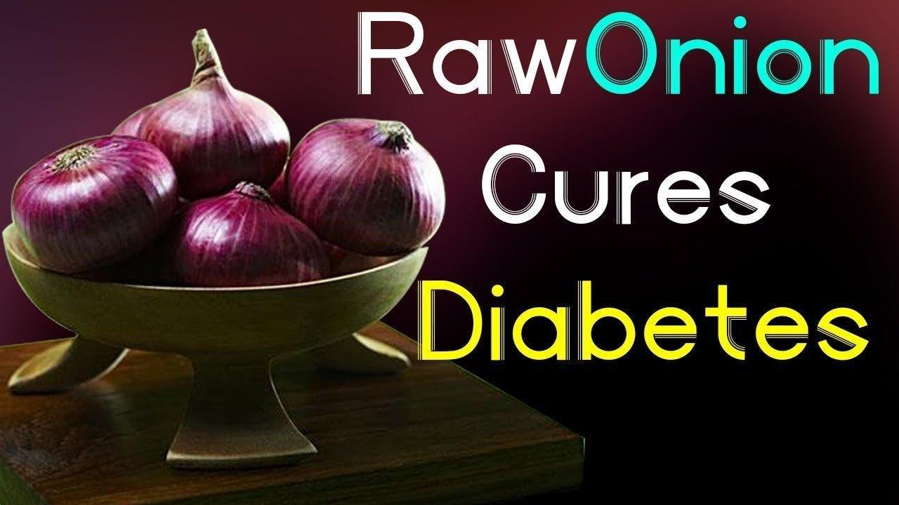 Can We Eat Onion In Diabetes?