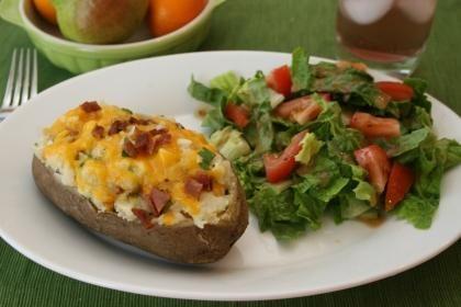 Diabetic Baked Potato Recipe