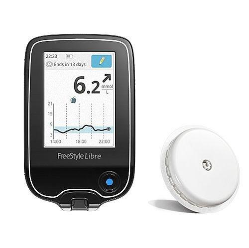 Non Stick Glucose Meter