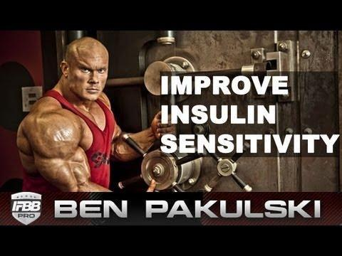 Increase Insulin Sensitivity Supplements