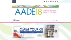Aademeeting.org News And More - American Association Of Diabetes Educators